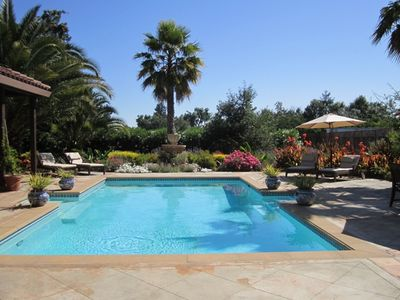 Photo for Sonoma Resort Like Home – Quiet get away 1 Mile from Historic Plaza & Wineries