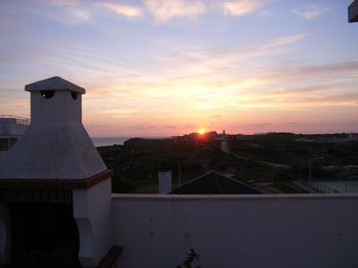 Photo for Peniche Duplex Penthouse overlooking the sea. WIFI. 23254 / AL