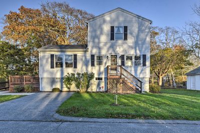 Your quiet Fairhaven, MA getaway awaits at this 3-bedroom, 2-bathroom home.