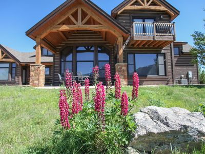 Photo for Rugged Montana Views With Amenity Rich Location And Refinement
