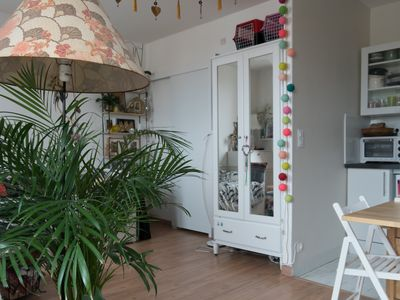 Photo for HostnFly apartments - Superb cosy and bright studio in Asnières