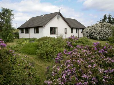 Photo for SAIL MHOR VIEW, pet friendly, with a garden in Dundonnell, Ref 4497