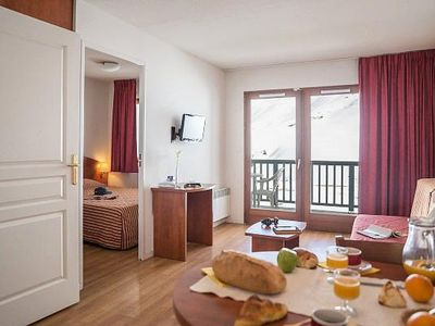Photo for Residence Sea and Golf Pic du Midi *** - 2 Rooms 4/5 People