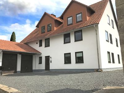 Photo for Spacious group home near Edersee and Kellerwald National Park with garden.