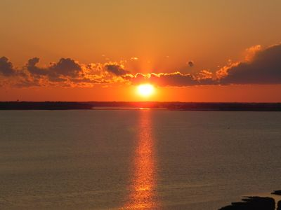 Photo for Luxury Direct Bay Front 3BR w/STUNNING Sunsets!