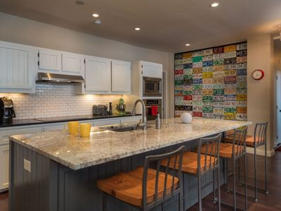 Photo for Funky & Fun Decor Combine with the Ultimate in Convenience at this Awesome Condo