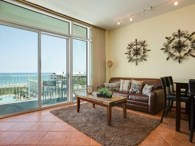 Photo for GORGEOUS & LUXURIOUS & MAJESTIC BEACHFRONT SAPPHIRE CONDO 607