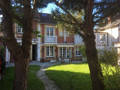 Photo for 3BR House Vacation Rental in Villers-sur-Mer, Normandie