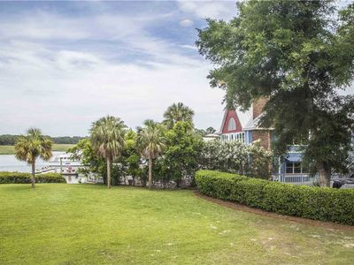 Photo for 1807 Bluff Villa | Beautifully Updated | Pool Access @ South Beach | Short Walk 2 Beach | Sea Pines