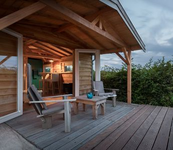 Photo for Luxury hiker's cabin for two people