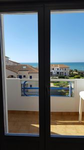 Photo for LES SABLES - The castle of olonne APPT RENOVE SEA VIEW FOR 2/4 PERS