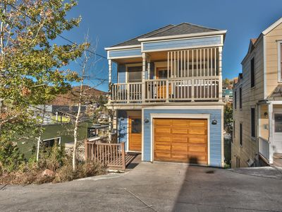 Photo for Remodeled Home + Hot Tub. Steps to Main Street and FREE Trolley