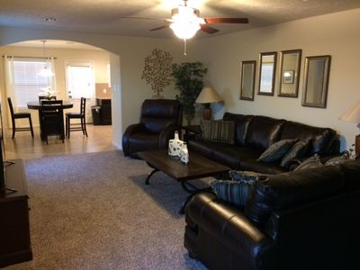 Photo for Spacious Comfortable Vacation Rental for your Family/Company Stay!