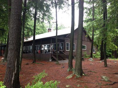Photo for Magical Lakefront property on Great Pond