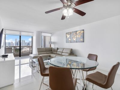 Photo for Downtown Miami 2453 | Monthly Rental 40% Off | One Bedroom Waterfront Condo