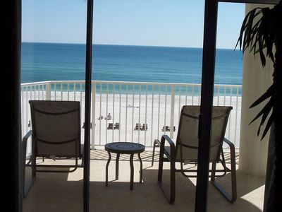 Photo for Beautiful Oceanfront Condo-4th Floor/Keyless/Wireless/XBox/Large Balcony