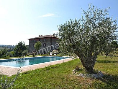 Photo for 9 bedroom Villa, sleeps 22 in Ranucci with Pool and WiFi