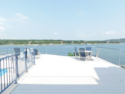 Photo for 1 BR Waterfront Condo with lake access, pool & hot tub