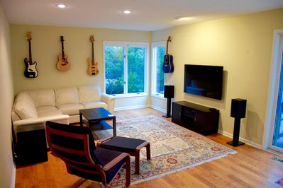 Family Music Room