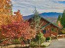 Welcome to the  Smokies!  No rooftops in the way- only Mountain Tops!