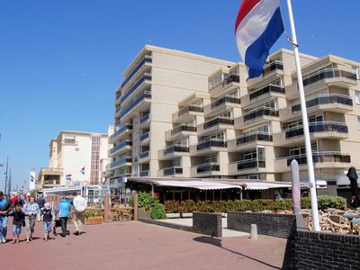 Photo for Luxury apartment with all modern comforts, ideal place to enjoy the seaside in Noordwijk