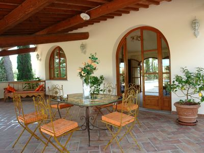 Photo for Vacation home Dependance in Castelfiorentino - 2 persons, 1 bedrooms