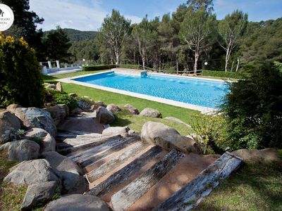 Photo for SOL PINS II - LOPEZ 4 - apartment with shared swimming pool-Tamariu-Costa Brava