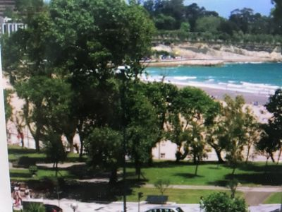 Photo for Fit on the beach front of Sardinero