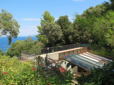 Photo for Vacation home Il Rudere  in Cavo (LI), Elba Island - 4 persons, 2 bedrooms
