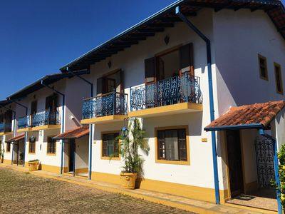 Photo for Comfortable house in a condominium 300 m from the beach of Maranduba / Sapê - Ubatuba
