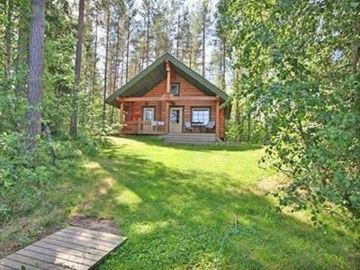 Photo for Vacation home Pikkutupa in Ruovesi - 2 persons, 1 bedrooms