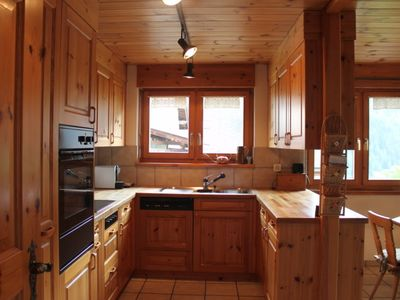 Photo for Apartment Ferienwohnung Chasa Crusch 117 in Ardez - 3 persons, 1 bedrooms