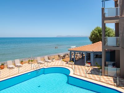 Photo for GIROGIALI BEACH FRONT HOTEL