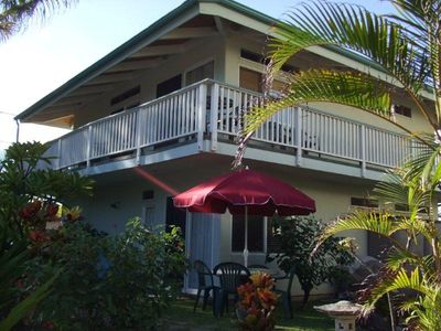 Photo for TVNC # 1287:  Turtle House by the Sea- A Comfy 2 story Home in Kapaa