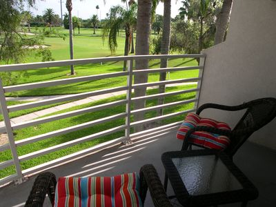 Golf Course View Balcony