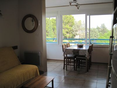 Photo for In particular seaside and thermal resort rents large T1 + Mezzanine