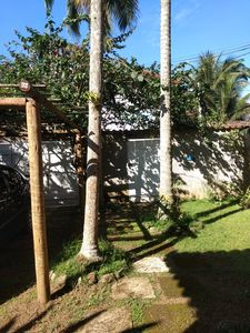 Photo for House a few meters from the beach of Jabaquara, we accept pets.