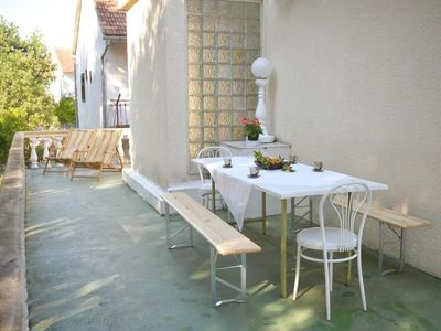 Photo for Two bedroom apartment with terrace Vodice (A-4180-a)