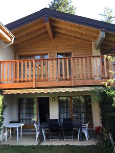 Photo for Lovely chalet in winter and summer paradise.