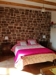 Photo for double room with private entrance and shared patio