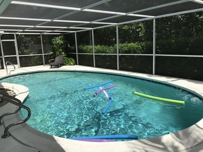 Photo for Heated Pool House - No Fee Deerfield Beach Paradise