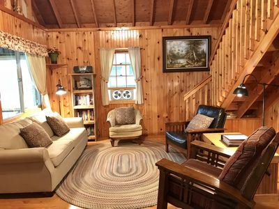 Photo for Very Family Friendly Newly Updated Cottage on Androscoggin Lake