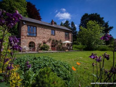 Photo for Mill Cottage, Luxborough - Sleeps 6 - Rural Cottage in Exmoor National Park