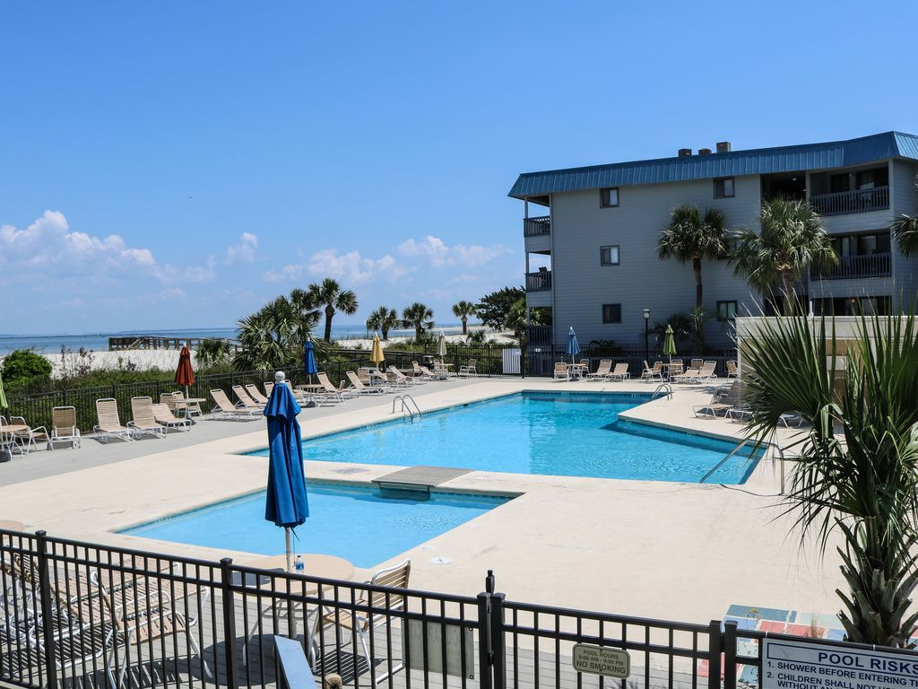 Experience Tybee Island Tennis Courts Pools And