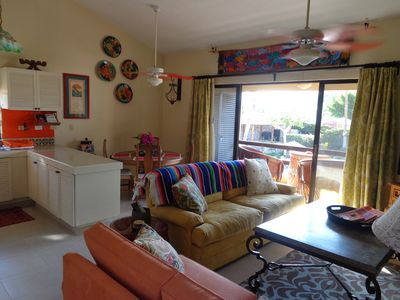 Photo for Sweet Little Condo Near The Sea In Sun-Drenched, Stress-Free San Jose Del Cabo..
