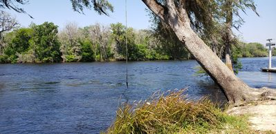 Photo for Waterfront Vacation Rental - Suwannee River