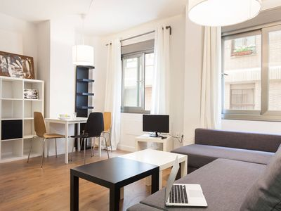 Photo for Elegant 1 bedroom apartment in the center