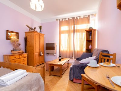 Photo for Squeaky Studio at Old Town Square Hastalska - Apartment for 2 people in Praha