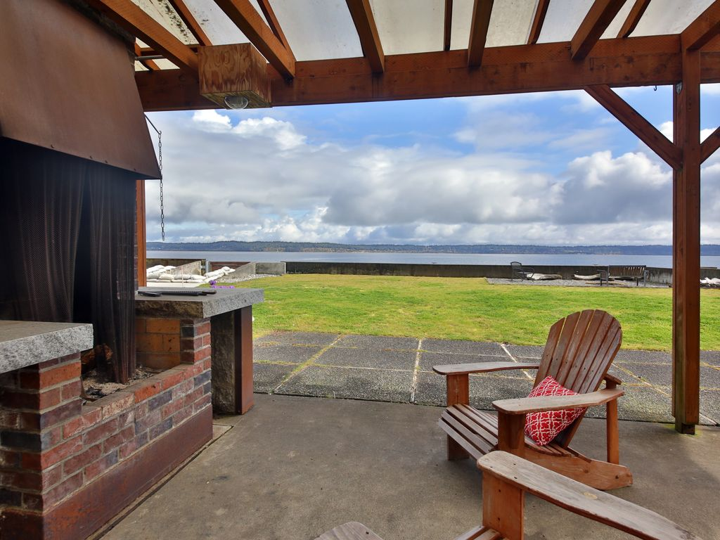 Reviews Of Bells Beach Cabin On Whidbey Island