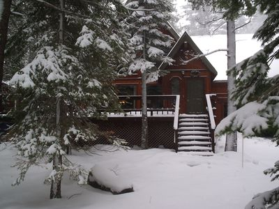Photo for Tahoe Donner Snow And Mountain Retreat